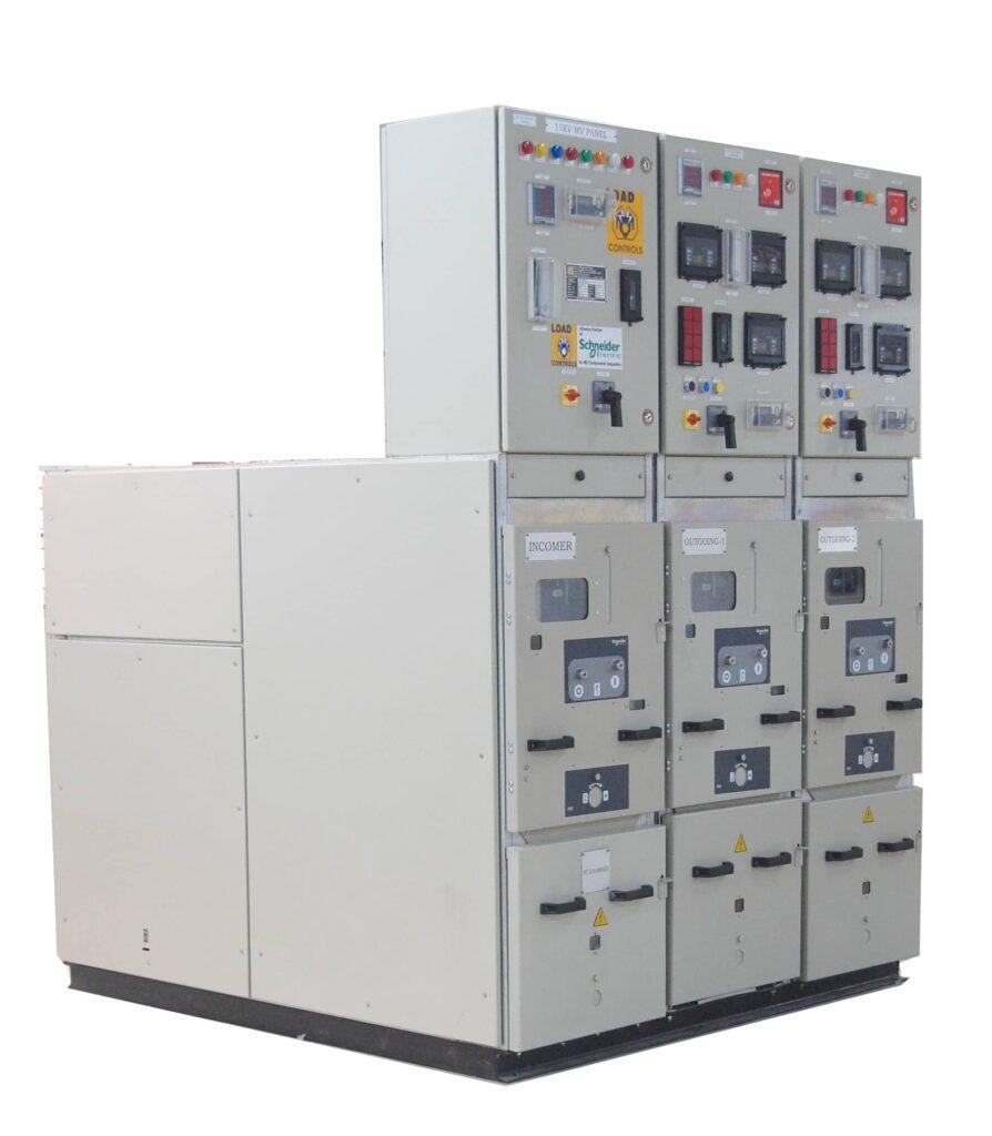 11kv Load controls
