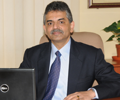 Ramani M MD Load Controls India Pvt Ltd